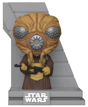Funko Pop Star Wars Bounty Hunters Collection Deluxe Figures Gallery and Checklist 7