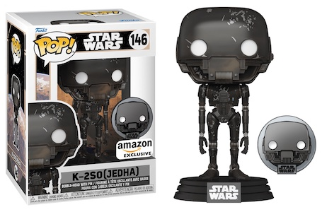 Ultimate Funko Pop Star Wars Figures Checklist and Gallery 184