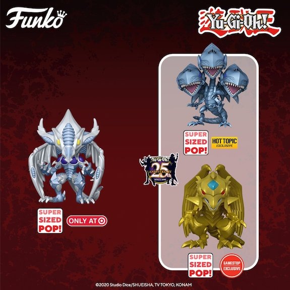 Ultimate Funko Pop Yu-Gi-Oh! Figures Gallery and Checklist 17