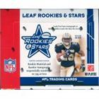 2006 Leaf Rookies and Stars Football