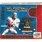 2000 Pacific Private Stock Football