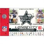 2007 Leaf Rookies and Stars Longevity Football