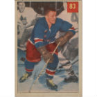 1954-55 Parkhurst Hockey Cards