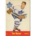 1955-56 Parkhurst Hockey Cards