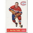 1957-58 Parkhurst Hockey Cards