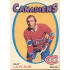 1971-72 O-Pee-Chee Hockey Cards