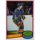 1980-81 O-Pee-Chee Hockey Cards